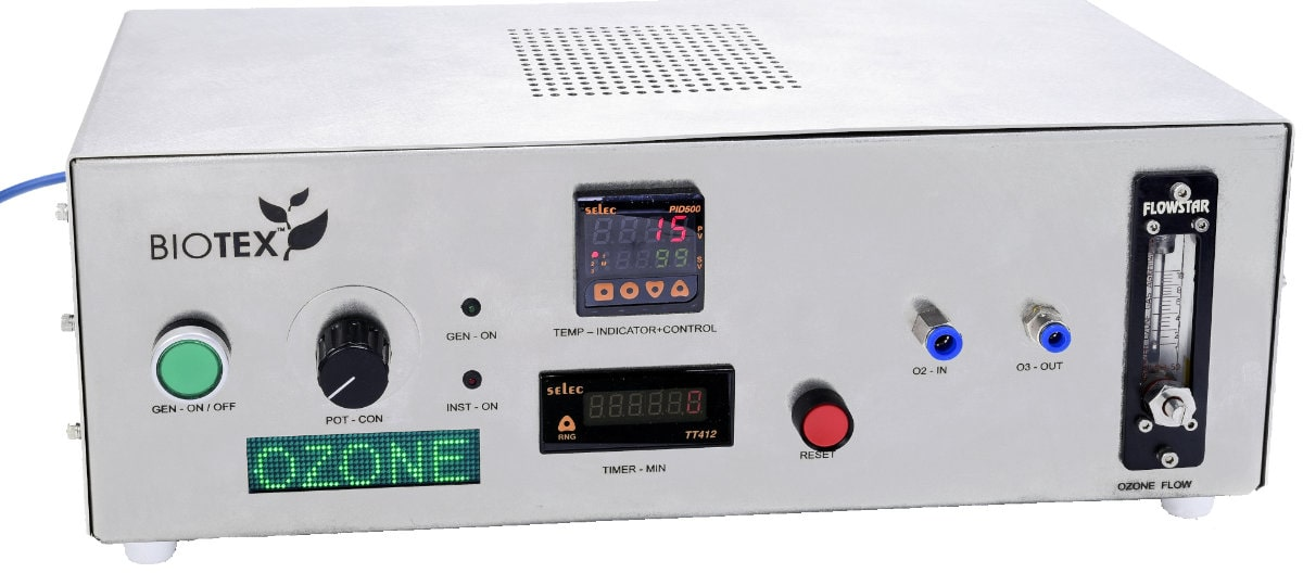 An image of Biotex's Lab Ozone generator